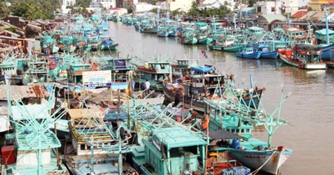 Ngư dân Kiên Giang rất lo ngại bị cướp tấn công khi đánh bắt ngoài khơi xa. Ảnh: Cửu Long