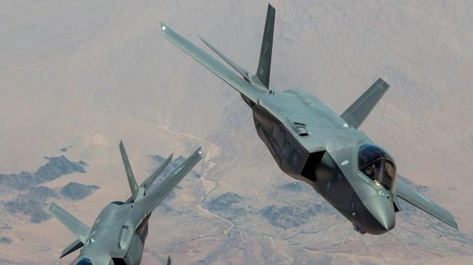 Tiêm kích tàng hình thế hệ 5 F-35 bắt đầu phục vụ vào năm 2016