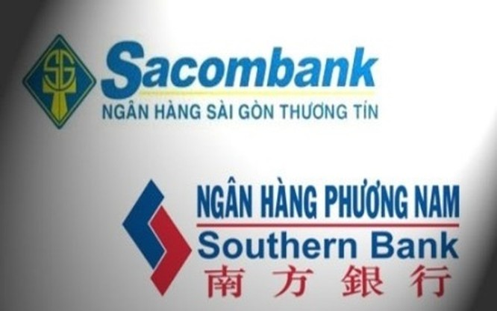 Ngân hàng Phương Namđã chính thức sáp nhập vào Ngân hàng Sài Gòn Thương Tín