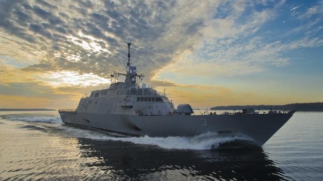 Chuyên gia: Kẻ địch nguy hiểm nhất của Mỹ xuất lộ ở Biển Đông