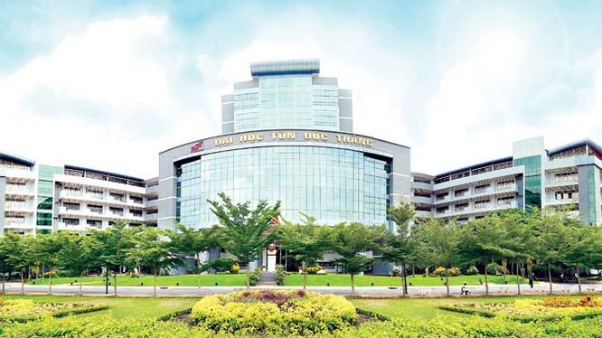 Trường ĐH Tôn Đức Thắng (TPHCM).