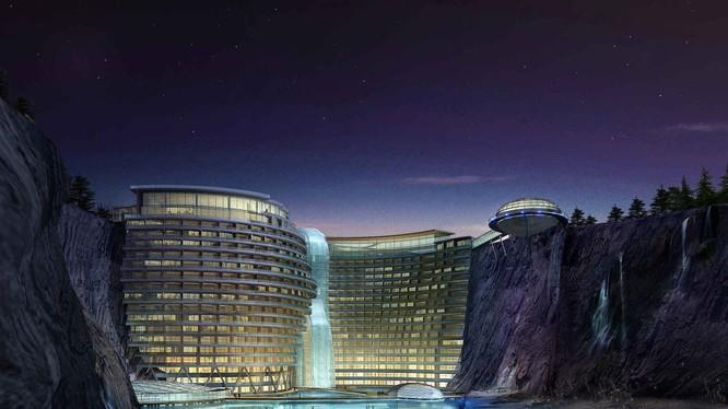 Những công trình xây dựng siêu tưởng và điên rồ nhất thế giới