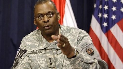 Tướng Lloyd Austin, Tư lệnh Bộ chỉ huy trung tâm Mỹ