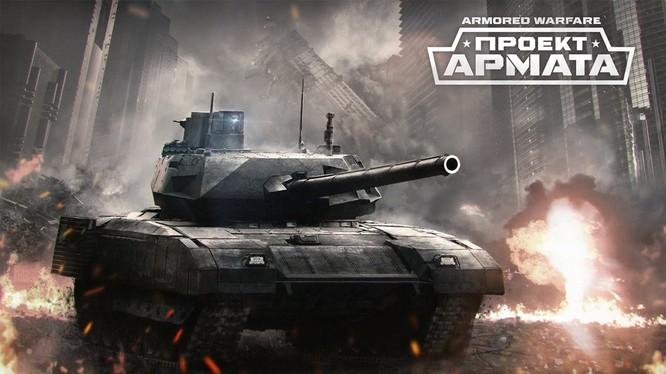 Game chiến thuật: Dự án Armata