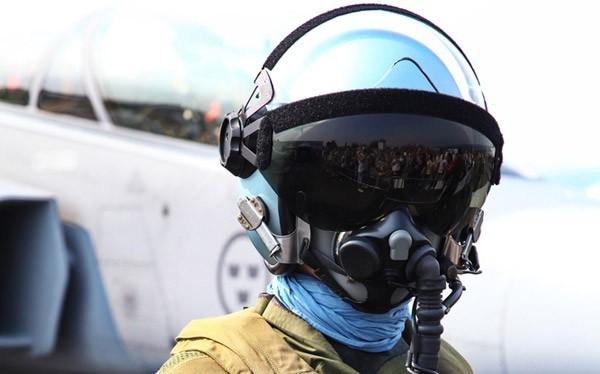 Anh thử nghiệm mũ lái mới nhất cho phi công máy bay chiến đấu