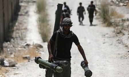 Mỹ phạm sai lầm lớn khi đưa vũ khí tới Syria