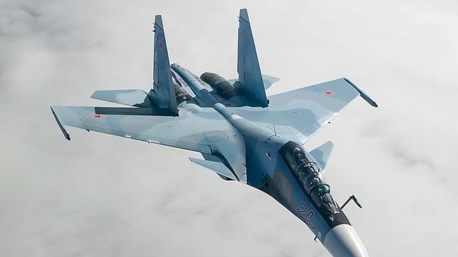 Tiêm kích đa nhiệm Su-30SM