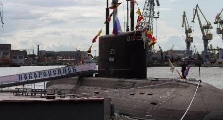 Tàu ngầm Novorossiysk