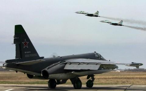 Có vũ khí siêu hiện đại, Syria xông lên tấn công