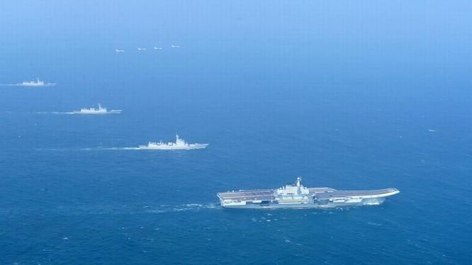 Tàu sân bay Trung Quốc có thể là ác mộng cho hải quân Mỹ?
