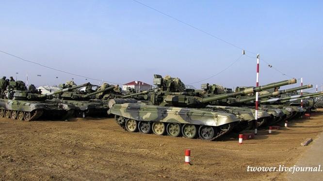 Đột nhập ngày kỹ thuật lữ đoàn bộ binh cơ giới số 20 Nga