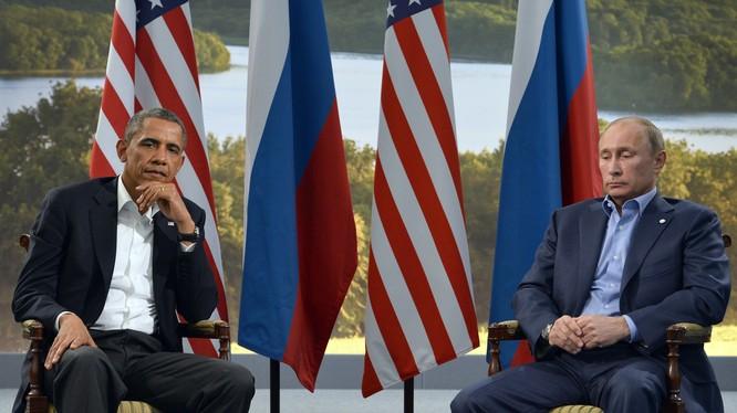 Giải mã cuộc gặp thượng đỉnh Putin - Obama