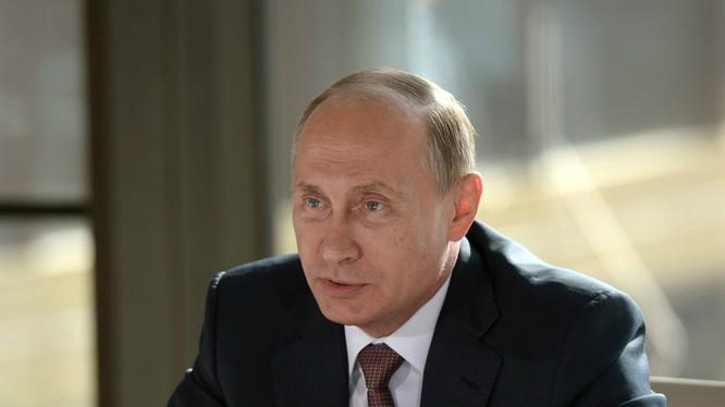 Tổng thống Putin hùng biện trên truyền hình Mỹ