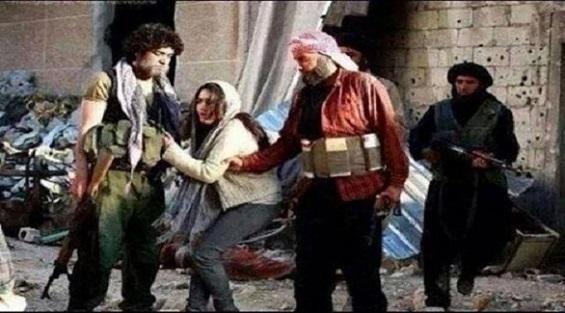 Đấu giá phụ nữ nô lệ của nhóm khủng bố IS