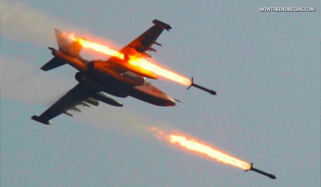 Nga không kích IS tại Syria: 4 tầng tác chiến gây choáng phương Tây