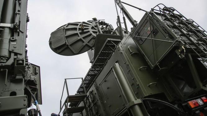 """Hệ thống tác chiến điện tử mới nhất """"Krasukha-4"""" xuất hiện ở Syria"""