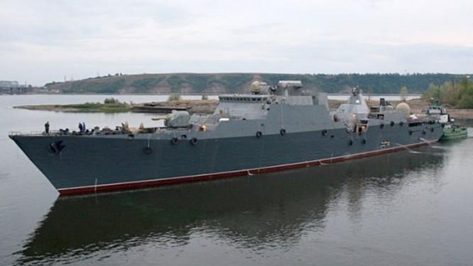 Nga giao thêm hai tàu hộ vệ tàng hình Gepard cho Việt Nam trong năm 2017