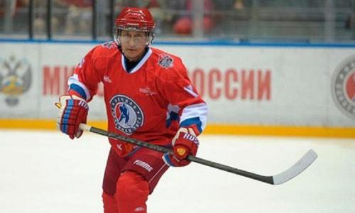 Tổng thống Nga Putin đón sinh nhật với môn thể thao yêu thích của mình. Ảnh minh họa: AP
