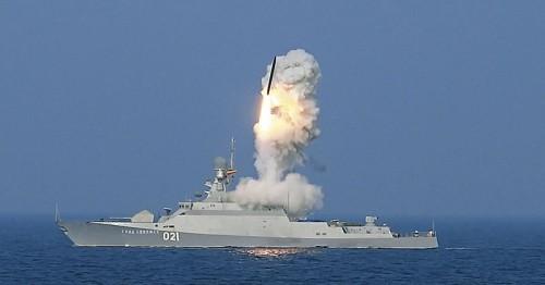 """Sức mạnh tổ hợp tên lửa giáng đòn sấm sét vào """"Nhà nước Hồi giáo"""""""