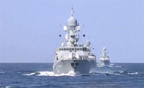 Hạm đội Caspian Nga