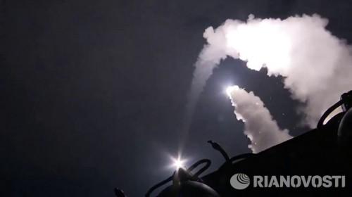Phương Tây kinh ngạc về tên lửa tầm xa Kalibr của Nga