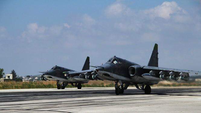 Nga không kích dữ dội, quân đội Syria liên tiếp giành chiến thắng