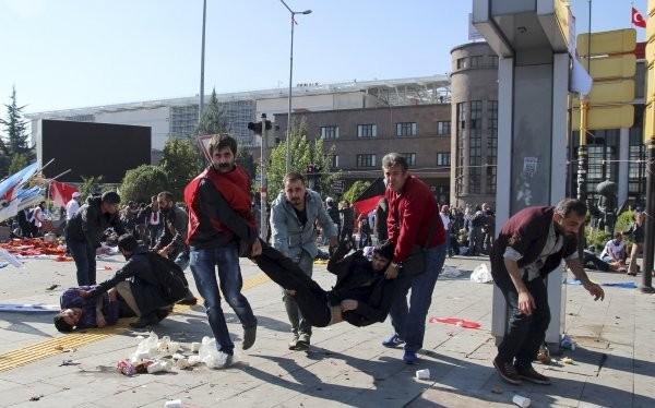 Thảm bại ở Syria, chiến binh khủng bố đổ sang Thổ Nhĩ Kỳ