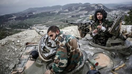Diệt tăng bị phản pháo, phiến quân IS tan thành từng mảnh