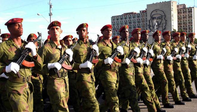 FoxNews: Cuba đưa lính tăng thiết giáp và đặc nhiệm đến hỗ trợ Syria