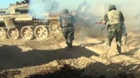 Giao tranh dữ dội xung quanh thủ đô Syria