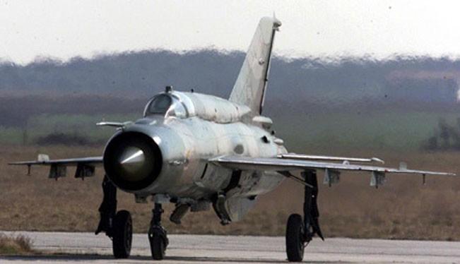 """""""Ông già gân"""" MiG -21, 60 """"tuổi"""" vẫn xung trận ở Syria"""