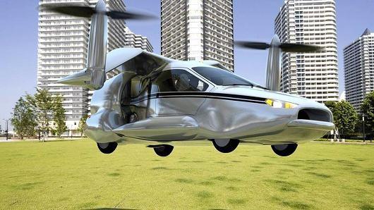 Những phương tiện giao thông kỳ thú của tương lai