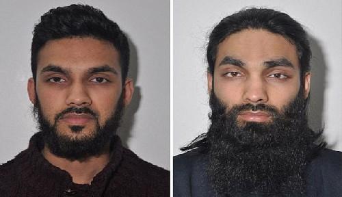 Tuhin Shahensha, 27 tuổi và Mustakim Jaman, 22