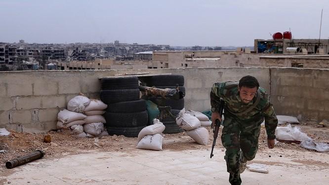 Tướng Iran lại tử trận tại Syria