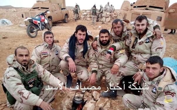 Quân đội Syria giành lại 50 khu dân cư