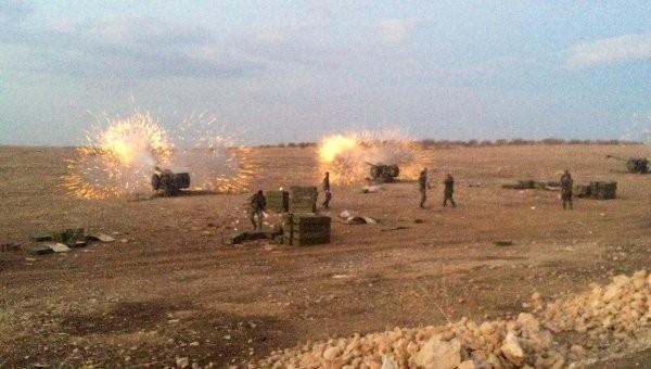 Chiến sự ác liệt, quân đội Syria nỗ lực tấn công trên các mặt trận