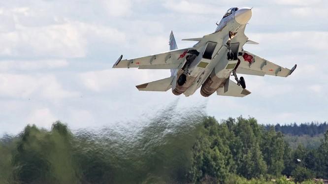Những vụ không kích đẹp của Su30SM từ 21-26.10