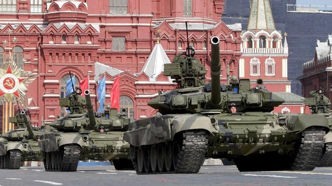 Bí mật lực lượng vũ trang Liên bang Nga