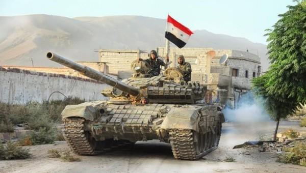Video: Quân đội Syria tấn công truy quét giành Latakia