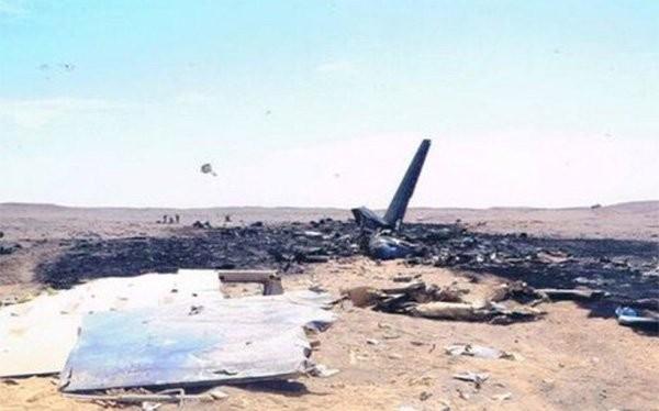 Tại hiện trường tai nạn A321 có những vật thể lạ