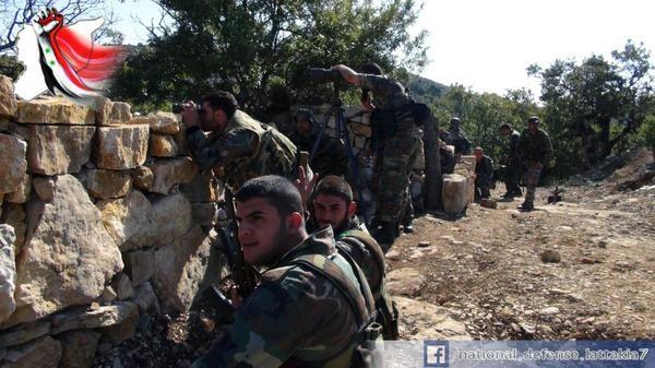 Quân đội Syria, Vệ binh cộng hòa và Hezbollah ồ ạt tấn công ở vùng Tây Nam Aleppo