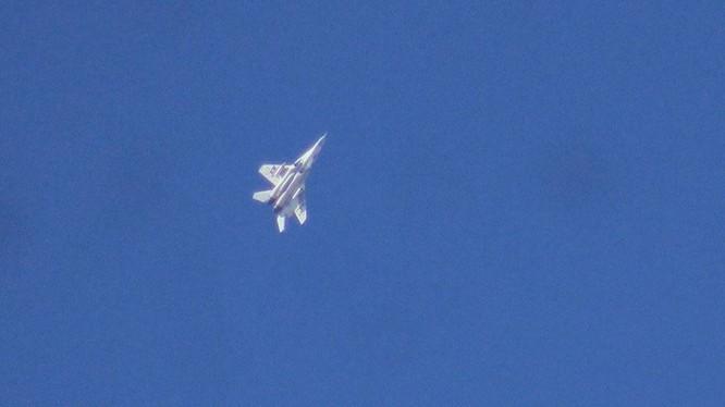 MiG 29 quân đội Syria tiêu diệt kẻ thù