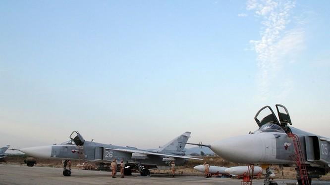 Clip 5 vụ không kích của không quân Nga tại chiến trường Syria
