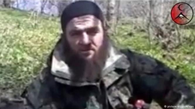 Một thủ lĩnh IS vùng Caucasus đã thiệt mạng ở Syria