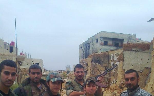 Quân đội Syria giành được thắng lợi chiến thuật ở Hama và Homs
