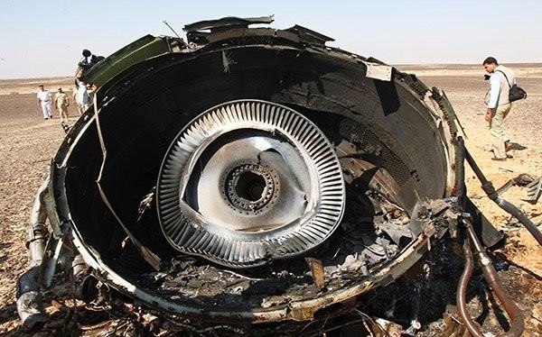 Anh: có chứng cứ máy bay A321 của Nga bị đánh bom