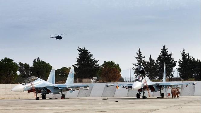 Những video mới nhất không quân Nga không kích IS