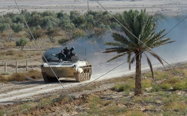 Quân đội Syria mở rộng tấn công, thủ lĩnh Chechen bị diệt ở Iraq