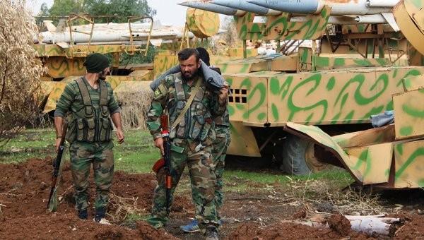 Quân đội Syria thừa thắng mở rộng tấn công