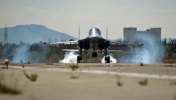 Không quân Nga tiêu diệt thêm gần 300 mục tiêu khủng bố Syria